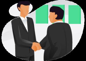 Business-Partner für Agenturen und Firmen
